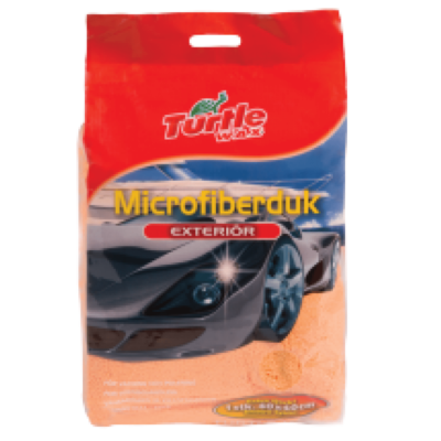 TURTLE WAX MIKROFIBERKLUT BIG SIZE