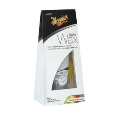 MEGUIARS LIGHT WAX