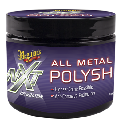 MEGUIARS NXT GENERATION ALL METAL POLYSH