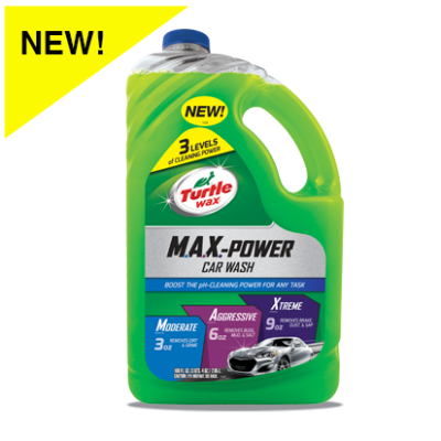 TURTLE WAX MAX POWER CAR WASH SHAMPO