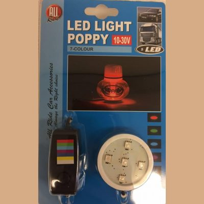 LED LIGHT POPPY