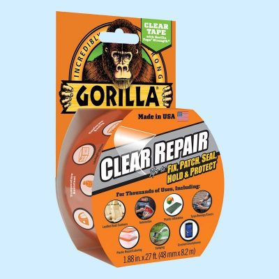 GORILLA CLEAR REPAIR TAPE