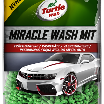 Turtle Wax Miracle Wash Mitt vaskehanske