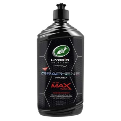Turtle Wax HS Pro To The Max Wax 414ml